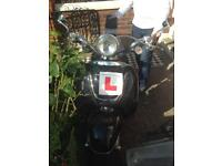 125 cc moped yiying