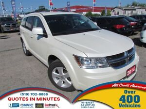 2014 Dodge Journey SE+ | 7 PASS | SAT RADIO | BLUETOOTH