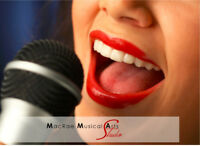 Voice Lessons - Booking for September now!
