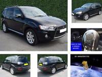 2011 Mitsubishi Outlander 2.2 DI-D GX4 5dr (7 seats)