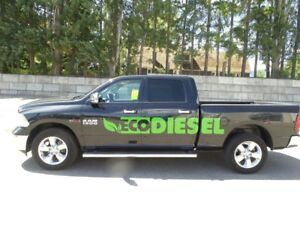 2015 Ram 1500 Big Horn Eco Diesel, Showroom condition