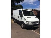 Iveco daily swb 2005 low mileage