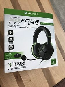 X0 Four Stealth Gaming Headset