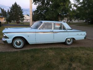 1962 Ford Fairlane Mint Condition
