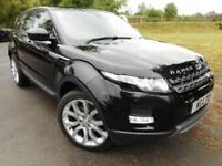 2014 Land Rover Range Rover Evoque 2.2 SD4 Pure 5dr [Tech Pack] 1 Owner! FSH!...