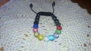 Shambala Bracelets many colours $10 obo