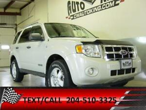 2008 Ford Escape XLT / LOW-LOW Kms / Sunroof / All Wheel