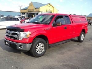 2014 Ford F-150 XLT SuperCab4X4 8ftBox 5.0L