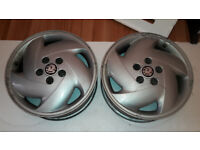 Vauxhall spares: 3.0 V6, Cav Turbo wheels, Cav bonnet and saloon boot, Corsa B 20XE exhaust