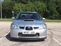 2008 Subaru Impreza STI fully forged 2.1 stroker