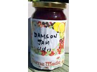 Homemade Damson Jam