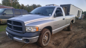 Parting out 2003 hemi 2 wheel drive