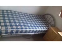 Single bed, £26 only , good condition