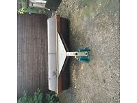 Paddock roller - 8 ft wide