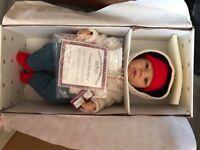 Genuine Ashton Drake Doll 'Tommy'