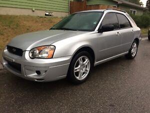 2005 Subaru Impreza AWD