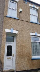Heneage Road Grimsby Very Nice 3 Bed Terrace House Part Furnished inc Appliances