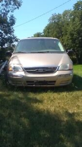 1999 Ford Windstar for parts
