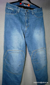"Icon Mens Blue Jeans - size 36 (34"" inseam)"