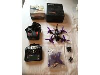 Eachine X220 Wizard FPV Quadcopter RTF & D2 VR FPV Goggles (built in DVR & diversity) FREE POST