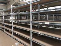 QUALITY RECLAIMED APEX INDUSTRIAL RACKING.