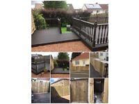 Home improvement + gardening services