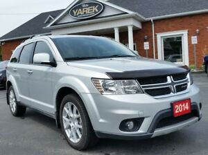 2014 Dodge Journey Limited, V6, Remote Start, Heated Seats, Back