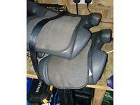 Britax booster seats