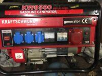Three phase generator used twice