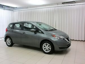 2017 Nissan Versa LET THIS CAR FUEL YOUR SOUL! SV NOTE 5DR HATCH