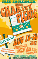 The 23rd Annual Fred Eaglesmith Charity Picnic