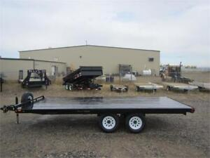 Rainbow Trailers *** 102x16 *** Excursion Series 10K Deck Over !