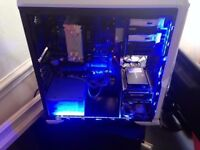 Gaming Pc Extremely Fast Plays Any Games i7 2600k 16gig Hyper Fury