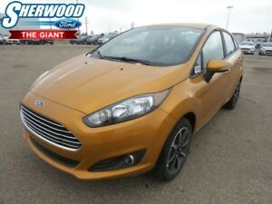 2016 Ford Fiesta SE w/ Navigation, Heated Front Seats, Sport App