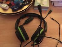 Xbox One Stealth Headset