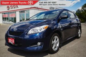 2013 Toyota Matrix Touring Pkg