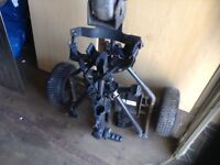 Golf trolley,electric,£50.00