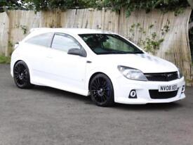 Vauxhall Astra VXR Nurburgring,300 BHP, White,55000 Miles, FSH,3 Months Warranty