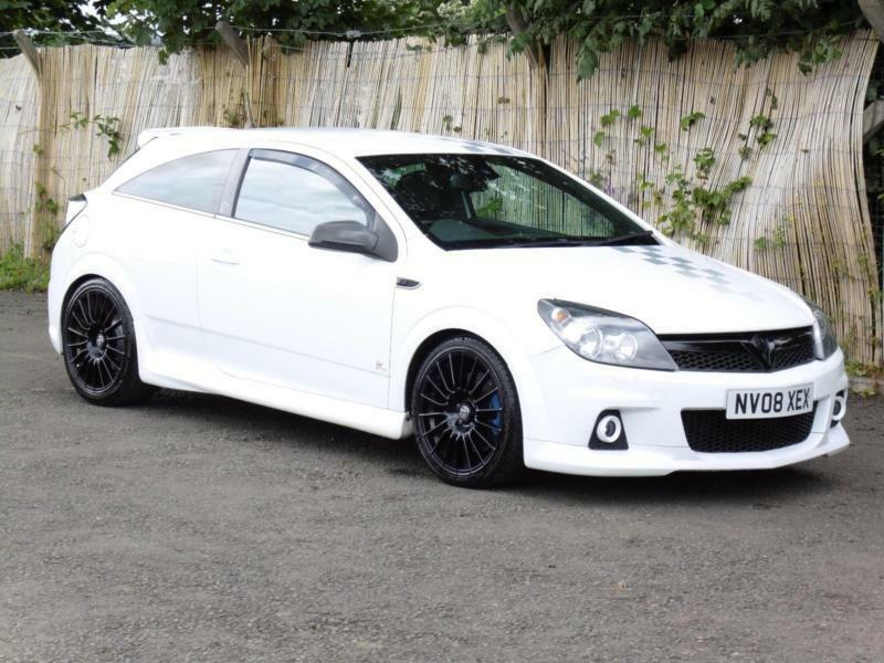 Vauxhall Astra VXR Nurburgring,300 BHP, White,55000 Miles, FSH,3 Months Warranty