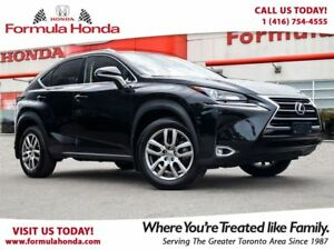 2016 Lexus NX 200t NEAR BRAND NEW CONDITION | LOW KM! - FORMULA
