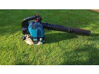 Makita petrol leaf blower