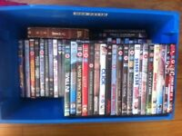 52 top named movies DVDs for sale
