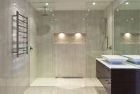 Full bathroom renovations- call today for your free estimate