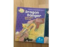 2x Phonics Level 4 Books
