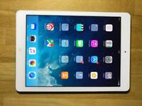 Apple IPad Air 1 - 32GB Silver (Wi Fi)
