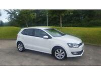 2014 Volkswagen Polo 1.4 Match Edition 5dr
