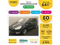 Ford Galaxy Titanium FROM £41 PER WEEK!