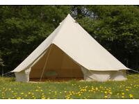 5 metre Ultimate Bell Tent