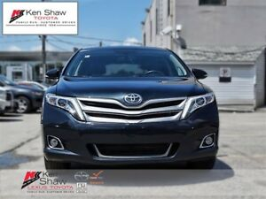 2014 Toyota Venza Limited with NAV