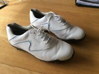 Ladies Footjoy leather golf shoes